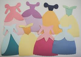 disney princess dress paper templates reiko handcrafted paper dress templates for popular disney princess characters