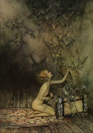 art spotlight arthur rackham s pandora stuff to blow your mind pandora s box by arthur rackham copy lebrecht music amp
