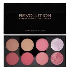 <b>Румяна Makeup Revolution</b> ULTRA BLUSH PALETTE | Отзывы ...