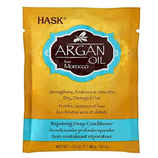 <b>Hask</b> Argan <b>Oil</b> Repairing Deep Conditioner - 1.75 Fl Oz : Target