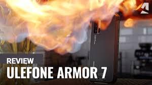 <b>Ulefone Armor 7</b> review - YouTube