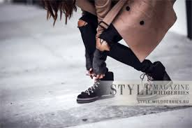 Ботинки-<b>хайкеры</b> — актуальная обувь на холода | Wildberries ...