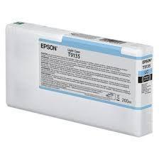 <b>Epson T9135</b> - <b>light</b> cyan - original - ink cartridge