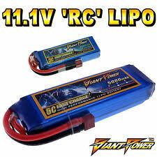 <b>Аккумуляторы</b> 5000 мА·ч <b>11.1</b> В <b>RC</b> хобби - огромный выбор по ...