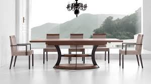 dining room chairs mobil fresno:  contemporary table glass rectangular round artisan by planum furniture mobil fresno