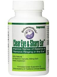 <b>Clear Eye</b> and <b>Sharp</b> Ear, 60 ct – Chinese Herbs Direct