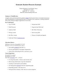 gallery of sample recent graduate resume recent graduate resume samples