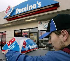 Domino     s shares hit record high thanks to app and new chicken