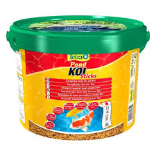 Основной <b>корм Tetra Pond Koi</b> Sticks 10L — купить в интернет ...