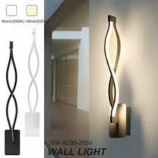 16W Modern Minimalist <b>LED Ceiling Light</b> Indoor Wall <b>Sconce</b> ...