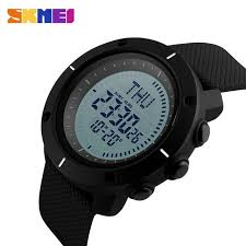 <b>SKMEI</b> Digital Watch Compass Men Sport Watches Electronic ...