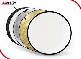 <b>Светоотражатель Fujimi 60cm FJ-702</b> 5 in 1 White/Gold/Silver ...