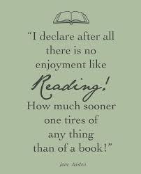 Jane Austen Book Quotes. QuotesGram via Relatably.com