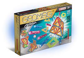 "<b>Конструктор</b> магнитный ""<b>Geomag Glitter</b>"", <b>68</b> деталей | Купить с ..."