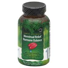 Irwin Naturals <b>Menstrual Relief Hormone Balance</b>, 84 ct - Walmart ...