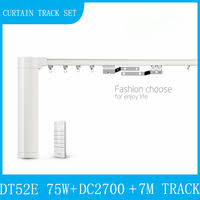 <b>Smart electric</b> Curtain Systems