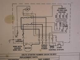magnetic starter wiring facbooik com Air Compressor Starter Wiring Diagram square d magnetic starter wiring diagram air compressor wiring diagram 230v 1 phase