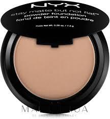 <b>NYX Professional Makeup</b> Stay Matte But Not Flat <b>Powder</b> Foundation
