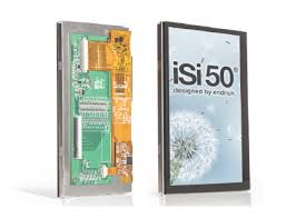 <b>Industrial TFT displays</b> with the new iSi50® interface from Endrich