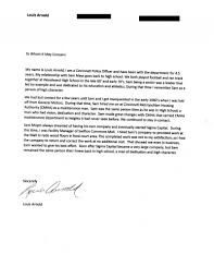 letter from a cincinnati police officer s defense fund join sam s list