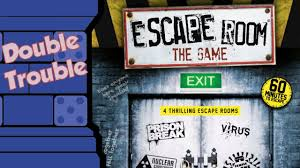 <b>Double</b> Trouble - Escape Room: The <b>Game</b> - YouTube