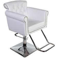 new beauty salon equipment white vintage hydraulic hair styling chair sc 06w beauty salon styling chair hydraulic