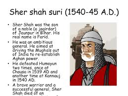 Image result for sher shah
