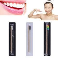Интернет-магазин 5 шт./лот, <b>Бамбуковая зубная щетка</b> для ...
