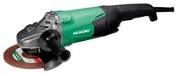 Углошлифовальная машина <b>HiKoki G18ST</b> black and <b>green</b> ...