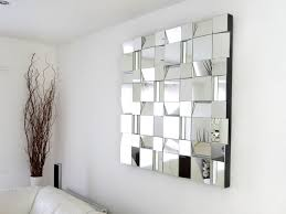 mirror wall decor circle panel: home decoration contemporary large decorative wall mirrors for modern wall decor and living room decor
