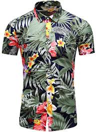 Men's Clothing Men <b>Hawaiian</b> Shirt Beach Shirt <b>Flower</b> Party ...