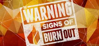 the warning signs of burnout sunday magazine insiders s t · f
