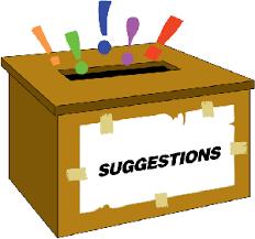 """Résultat de recherche d'images pour """"boite à suggestion"""""""