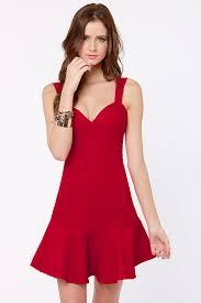 <b>Sexy Red Dress</b> - Sleeveless <b>Dress</b> - Party <b>Dress</b> - $40.00