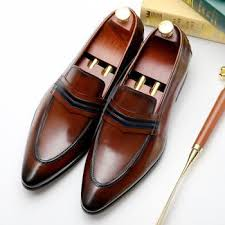 <b>Mens Suits</b> Leather Shoes Business <b>English Pointed</b>: <b>Buy</b> Casual ...
