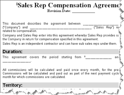9+ sales compensation plan template | itemplated