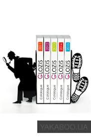 <b>Держатели для книг</b> Glozis <b>Sherlock</b> (G-029) купить в интернет ...