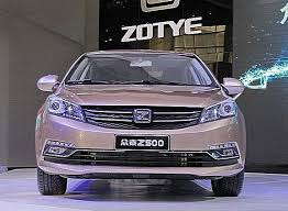 автозапчасти <b>Zotye</b> z500 (Зотай зет 500)