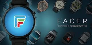 Facer Watch Faces - Aplikasi di Google Play