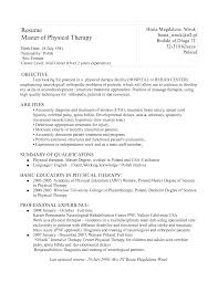cv templates for physicians sample cv writing service cv templates for physicians pta resume samples template physical therapy resumes pta resume