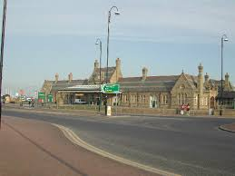 Morecambe Promenade railway station