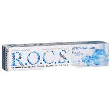 <b>Зубная паста R.o.c.s.</b> отбеливание, 74 г | Магнит Косметик