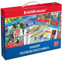<b>Набор первоклассника ErichKrause</b>, 43 предмета-in ...