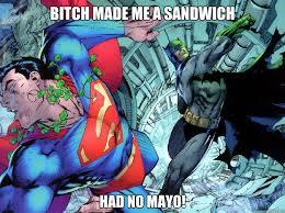 batman beating superman memes   quickmeme via Relatably.com