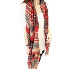 <b>Hot Fashion Women</b> Ladies Bohemian Voile Soft Silk Scarf Large ...