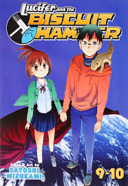 Книга «Lucifer and the Biscuit Hammer Volume 9-10» Satoshi ...