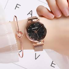 <b>New Fashion Exquisite Women</b> Watch Luxury Rose Gold Women ...