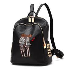 2017 fashion <b>New Travel Backpack Korean</b> Women Female Leisure ...