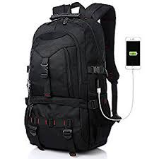 Tocode Fashion Laptop Backpack Contains <b>Multi-Function</b> Pockets