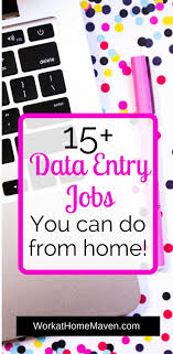 best ideas about home jobs work from home jobs 15 data entry jobs from home